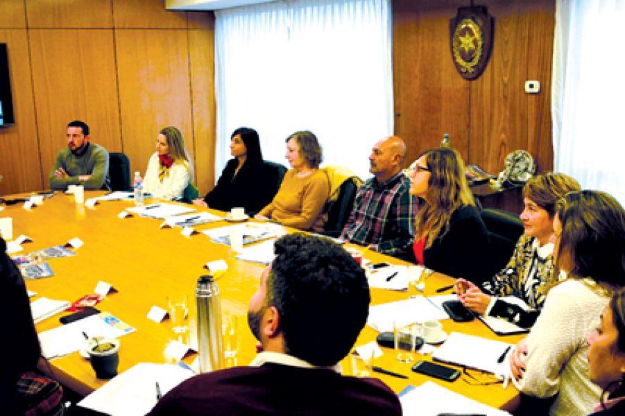 En Casa de Salta, la provincia presentó ante la Mesa Federal de Participación Ciudadana el proyecto de ley de Estado Abierto.