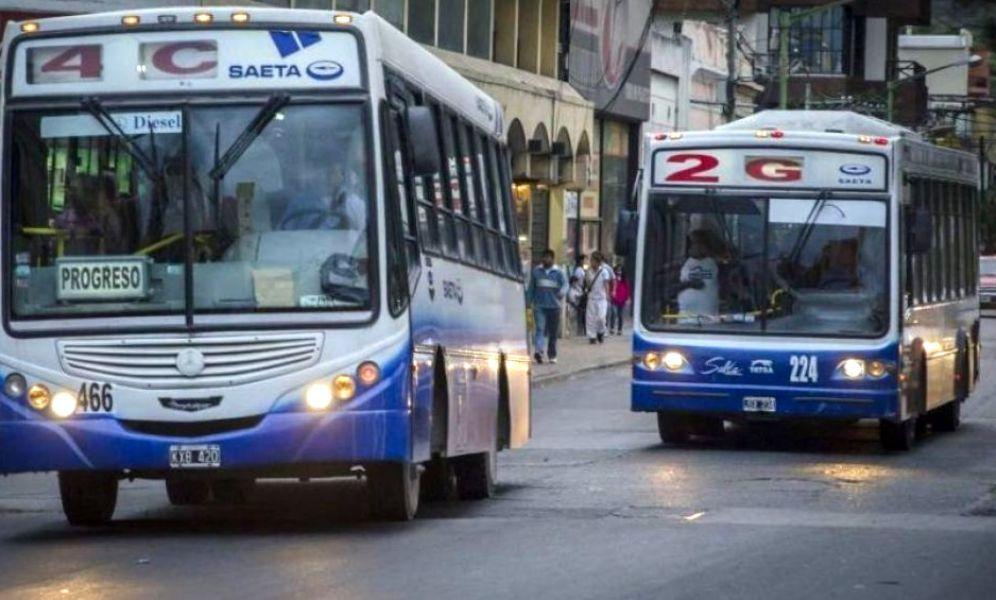 El nuevo régimen de fondos creado por la AMT para el transporte se creó a la se espera la asignación de subsidios de la Nación.