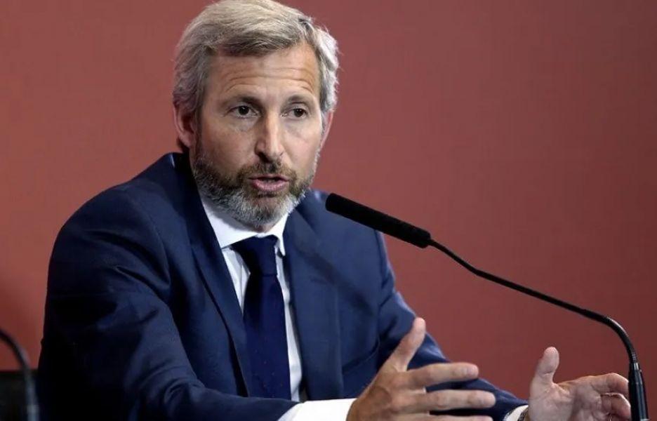 Desde el gobierno Nacional, el Ministro Rogelio Frigerio se mostró apurado en aprobar el acuerdo que aún no estaría cerrado.