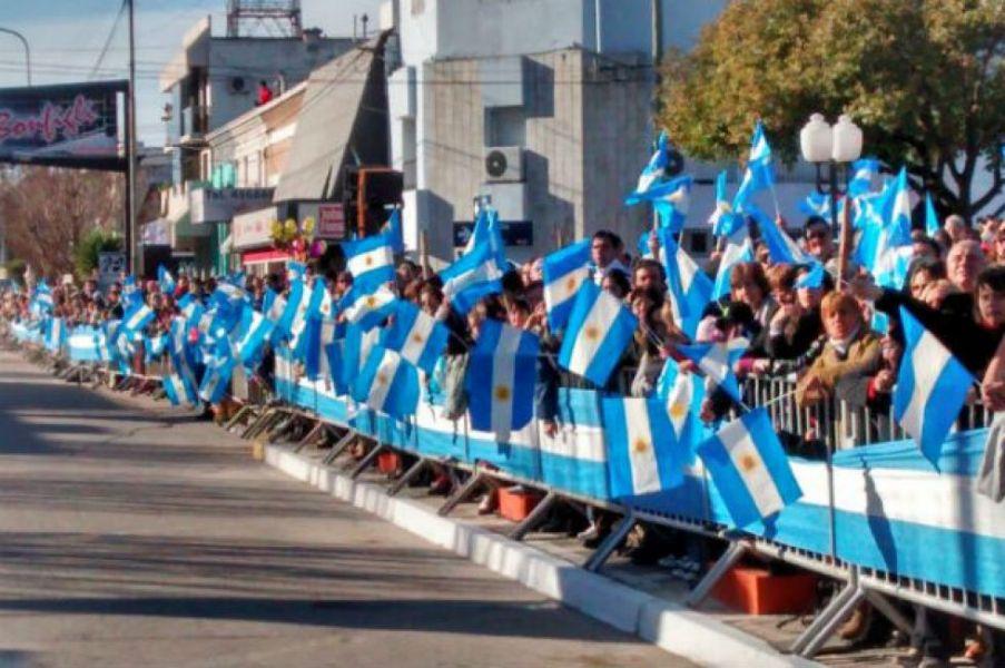 En Metán los actos iniciarán a las 9.30 de la mañana con la presencia de autoridades provinciales.