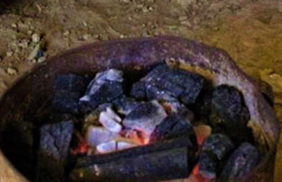 Se confirmó la muerte en barrio Limache de un hombre por inhalación de monóxido carbono que desprende del brasero.