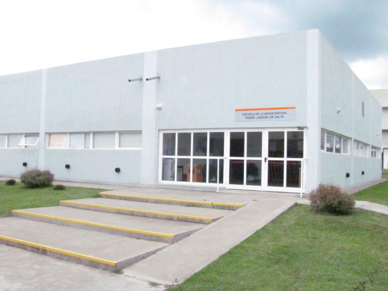 Sede de la Escuela de la Magistratura.