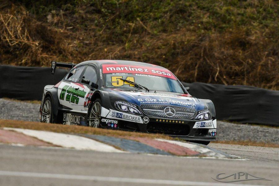 Marcos Urtubey logró un tercer lugar en el primer entrenamiento del Top Race Series.  Gentileza: @capita81 (Equipo Sportteam).