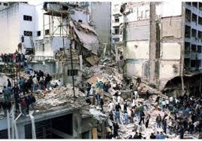 Este jueves se cumplen 25 años del atentado a la AMIA.
