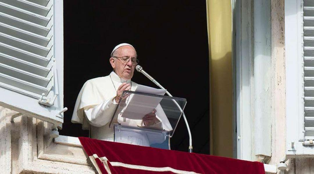 """En su mensaje el Papa Francisco expresó su cercanía al pueblo venezolano """"particularmente afectado por la prolongaciónde la crisis""""."""