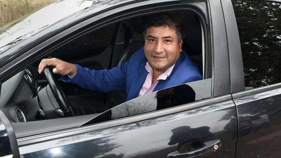 """El intendente de San Lorenzo Ernesto """"Kila"""" Gonza deberá responder por el delito de fraude en perjuicio de la administración pública, y peculado."""