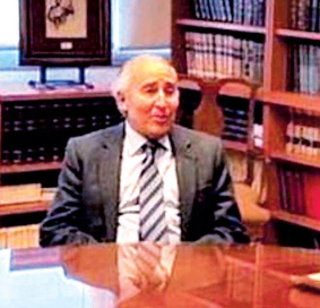 Adolfo Figueroa, juez de la Sala IV del Tribunal de Impugnación, está jubilado y puede estar dos años más en función, pero ya superó ese período.