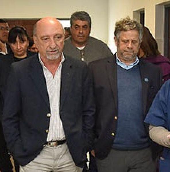 El secretario de Salud de la Nación, Adolfo Rubinstein, vino a Salta, recorrió centros de salud pero no estuvo al alcance de la prensa.