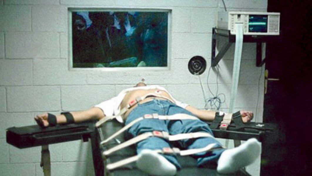 En Indiana un hombre recibirá la inyección letal.
