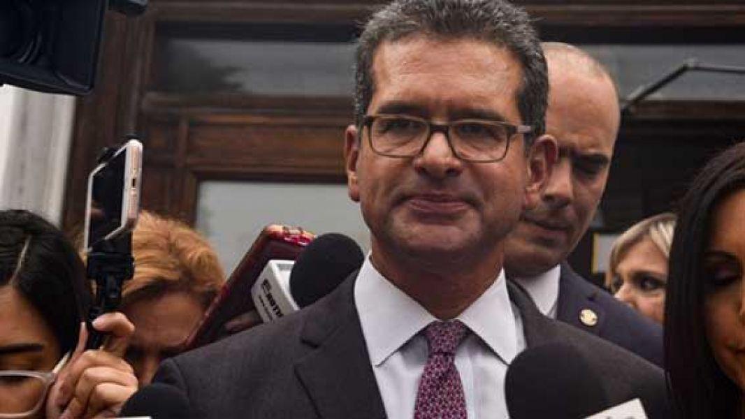 Pedro Pierluisi, actual gobernador de Puerto Rico.