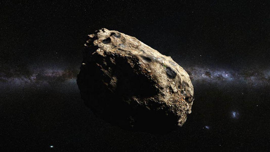 El asteroide pasará el próximo 10 de agosto.