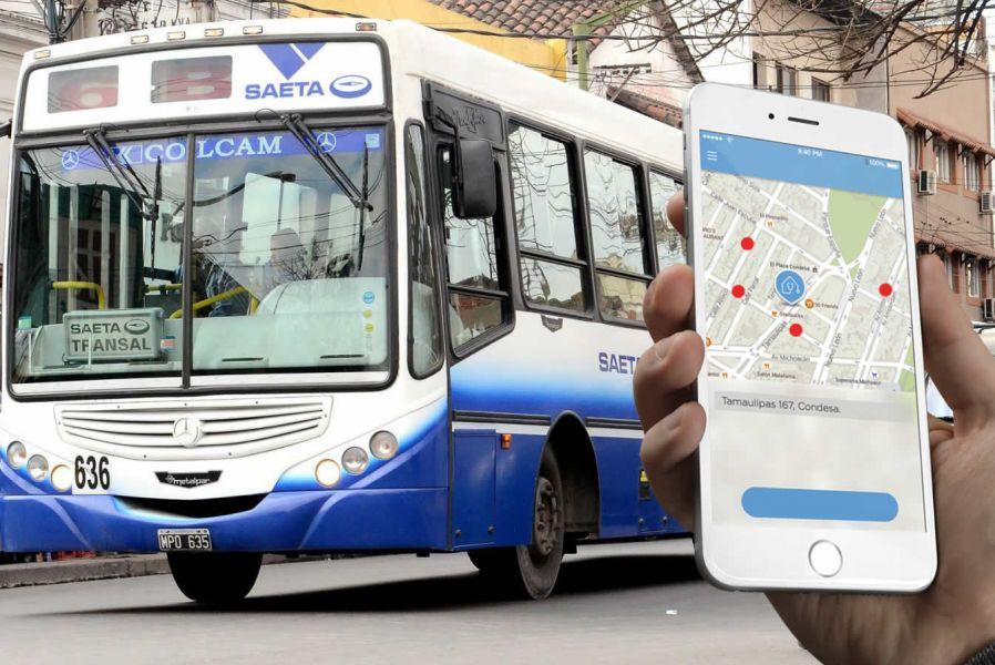 La nueva aplicación de Saeta para conocer las frecuencias, paradas, corredores se puede encontrar en Google Transit.