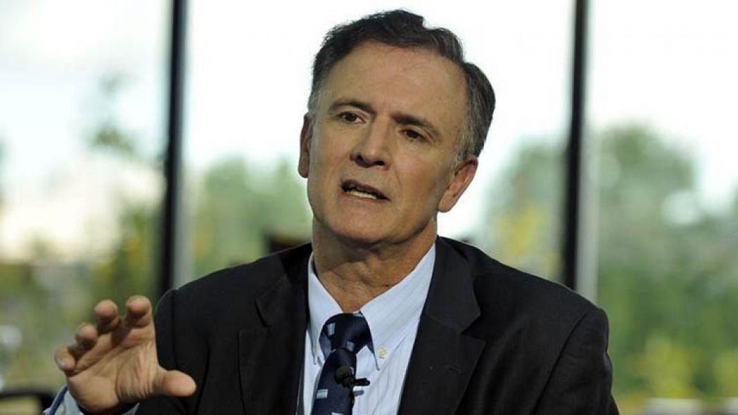 Daniel Santoro periodista del oficialismo y  Clarín.