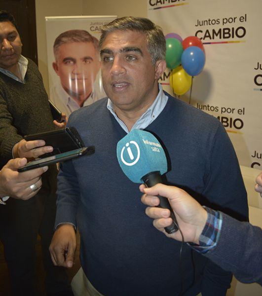 Miguel Nanni obtuvo el 87,25% de los votosen la categoría Diputados, frente a su contrincante el guachipeño José Ibarra.