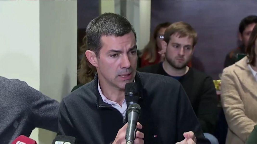 Juan Manuel Urtubey, agradeció y destacó el casi 10% que obtuvo Consenso Federal, con el 86% de los votos escrutados.