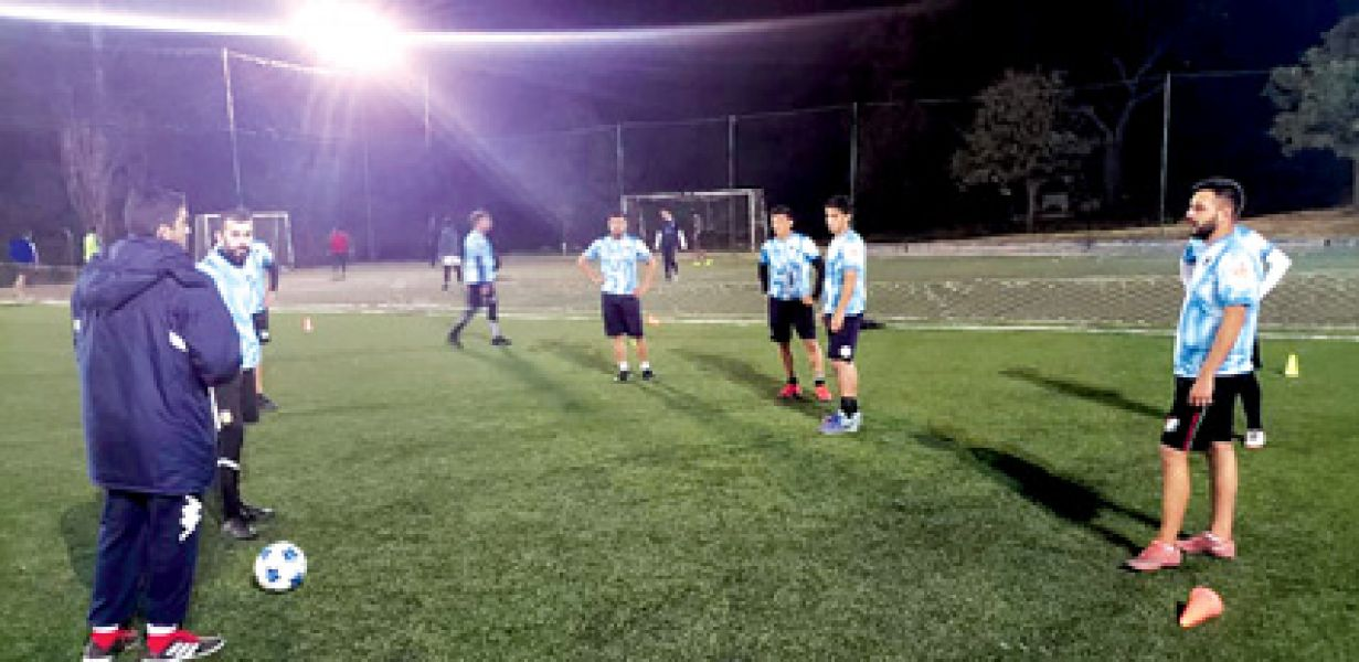 El seleccionado que jugará el Mundial de Mini Fútbol en Australia trabaja en Confraternidad con seis jugadores salteños.