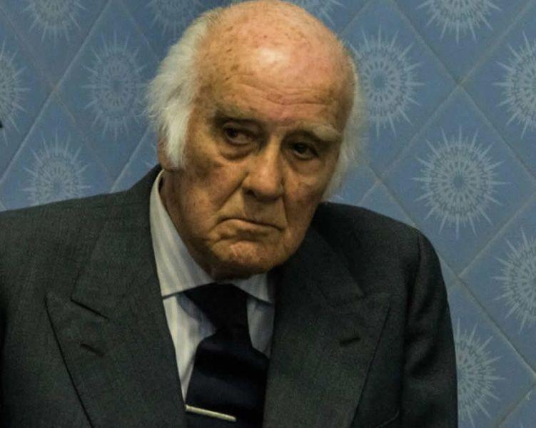 El ex magistrado Ricardo Lona, sigue las alternativas del juicio en su contra que se realiza en Salta.