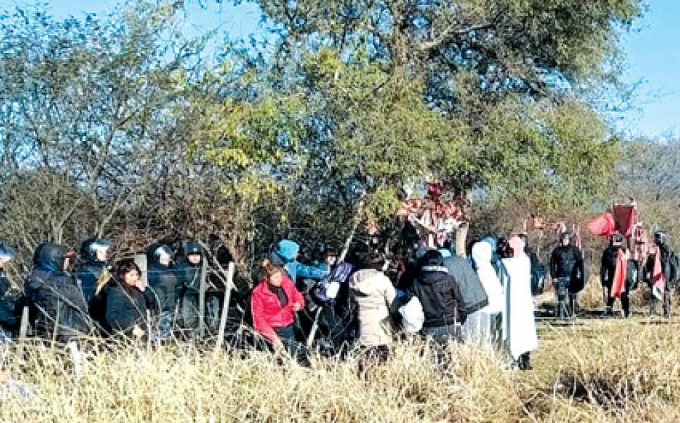 """Preocupa a la Comunidad Lule las amenazas de """"hacer volar a los lules del territorio"""" y solicitaron garantías al Gobierno."""