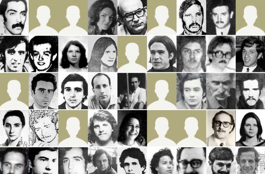 """""""Palabra Viva"""", escritores y escritoras desaparecidos. El libro editado por la Sociedad de Escritoras y Escritores de la Argentina."""