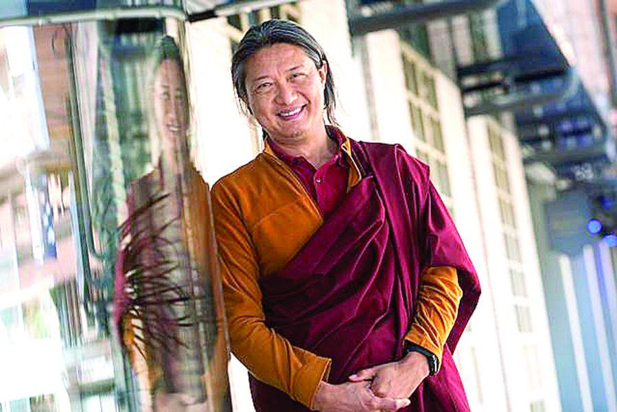 El maestro budista Gyetrul Jigme Rinpoché viene a Salta el sábado 7 de setiembre para dar una charla en Manantial.