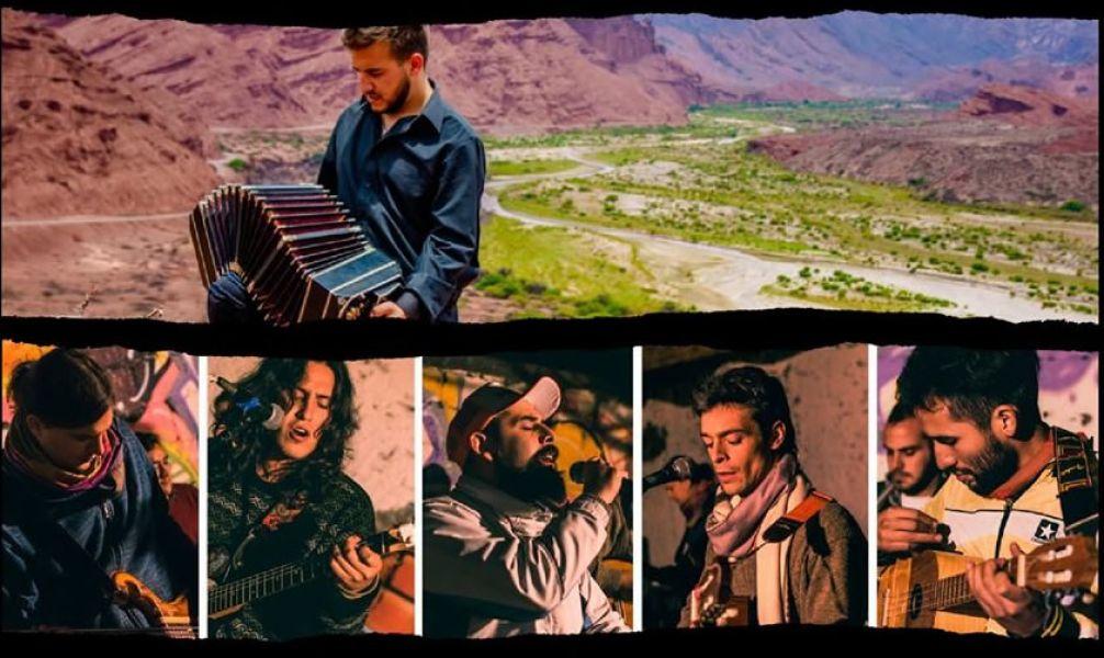 """El solista Lautaro D´Amico y el grupo """"Les Coso Comué"""", se presentan esta noche a las 21, en la Casa de la Cultura."""