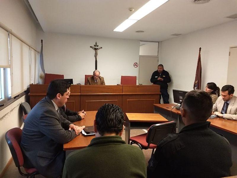 El juez Longarte le impuso la condena de 14 años a Reimundo Oscar Cardozo por tentativa de femicidio.