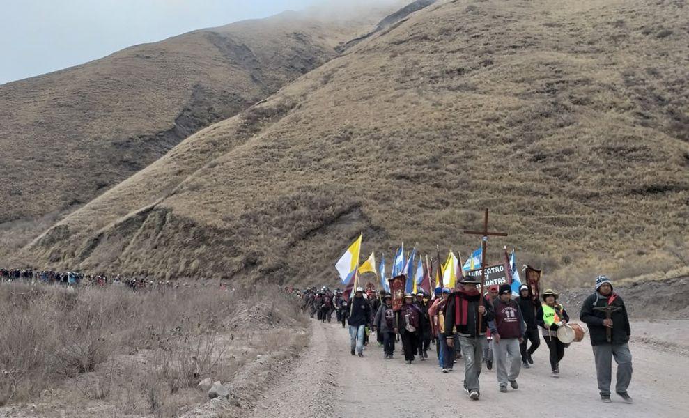 Cientos de peregrinos arribarán de la puna llegarán el fin de semana al santuario de la Catedral de Salta para honrar a sus patronos.