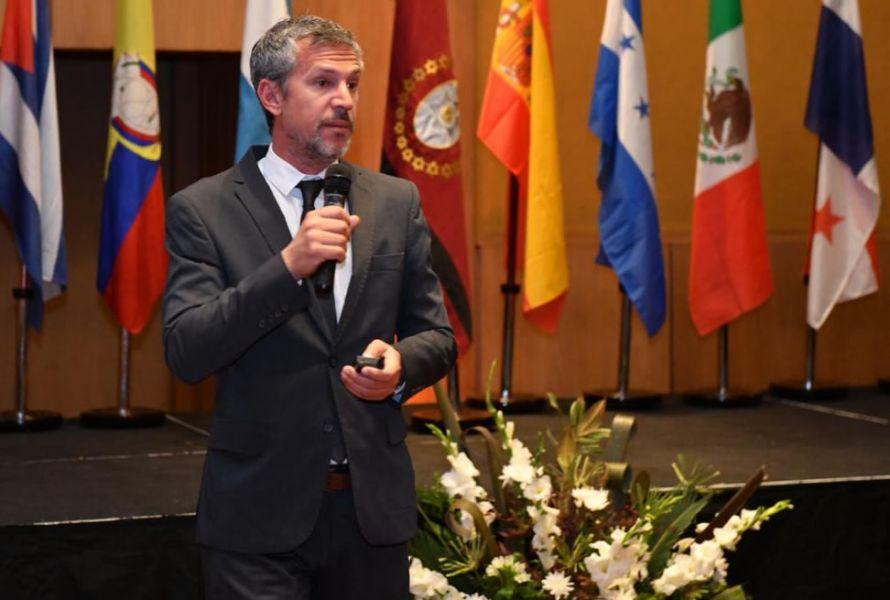 Mario Peña (h), Secretario de Turismo de la Municipalidad, anticipó medidas judiciales por la ordenanza contra los micros en el centro.