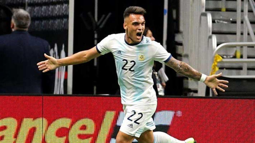 Lautaro Martinez ,talento jerarquia y gol. Tremendo.