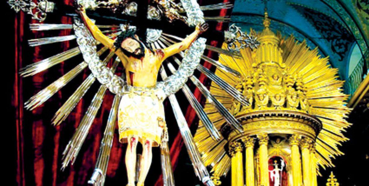 Segundo día del Triduo: la fiesta de la Exaltación de la Santa ...
