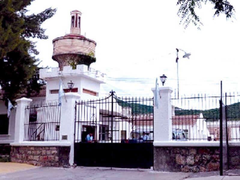 El sujeto fue derivado al penal de Villa Las Rosas.
