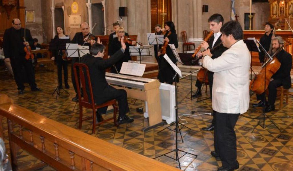 Los conciertos de música barroca se cumplirán del viernes al domingo  en la capilla María Auxiliadora y en la Basílica Menor San Francisco.