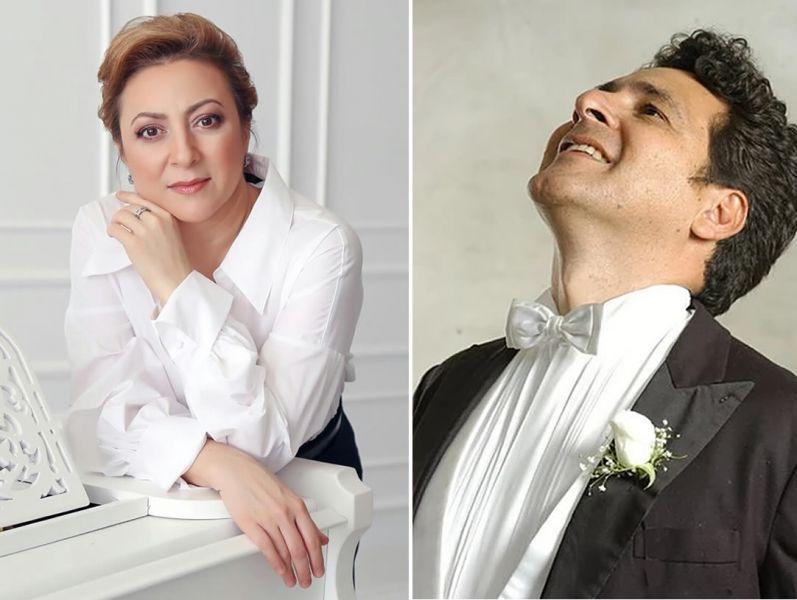 La pianista rusa Alisa Labzina tocará en Salta junto al laureado tenor salteño Guillermo Romero Ismael, este miércoles en el Salón Victoria.