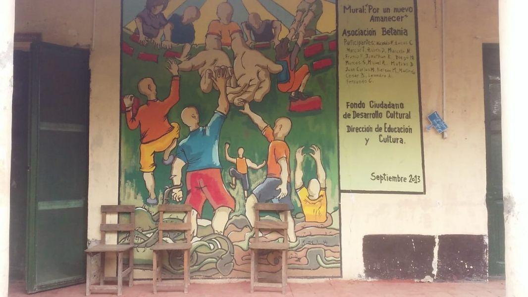 Por razones económicas, cerró el dispositivo de internación de Cerrillo para personas vulnerables de la Asociación Betania en Cerrillos.