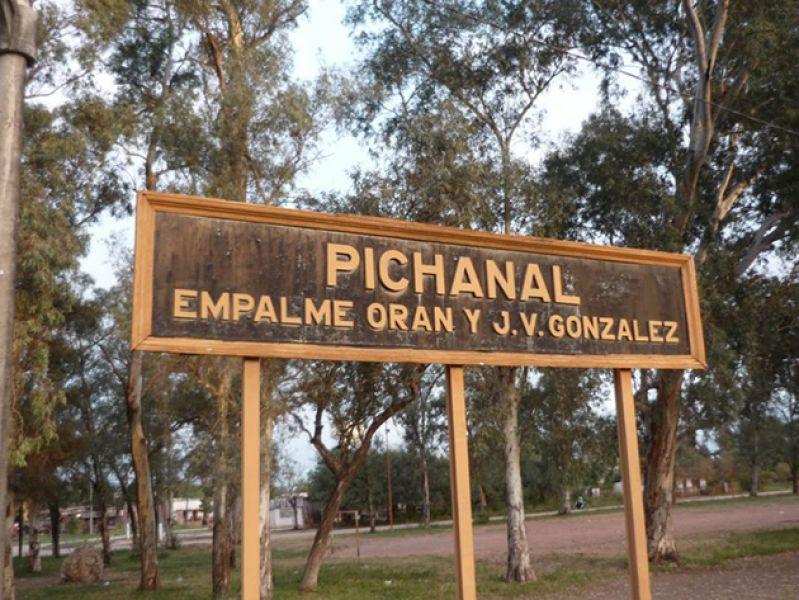 Los pesaje de los paquetes de cocaína secuestrado en Pichanal , arrojó la cifra de 18,653 kilos de extrema pureza.