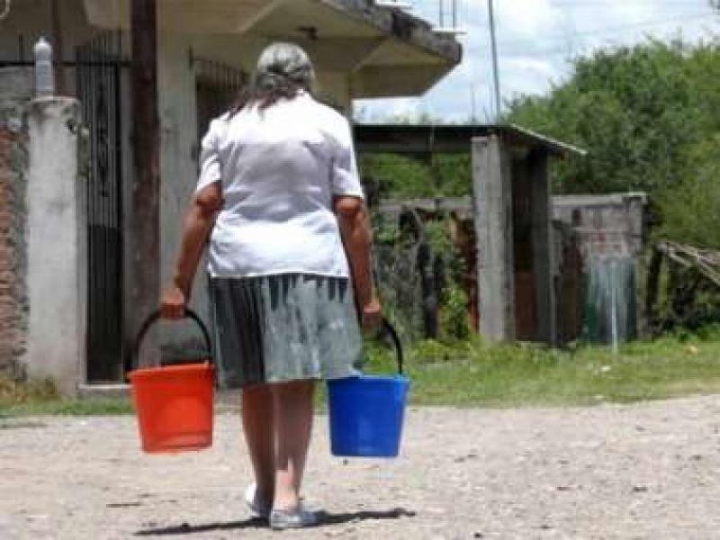 El amparo por el tarifazo del agua se presentó en el mes de enero de este año. Las muestras para el análisis se realizarán en noviembre.