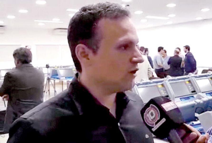Eliseo Zurdo, informático del Frente de Todos