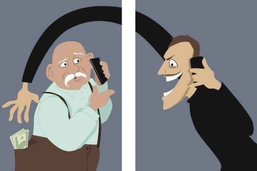 Los delincuentes llaman por teléfono a sus víctimas y dicen ser familiares directos, generalmente hijos o nietos.