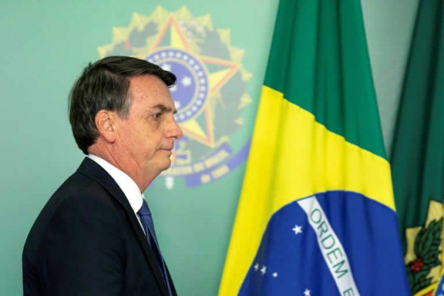 Jair Bolsonaro se había comprometido a comprar 5,5 millones de toneladas de trigo argentino si ganaba Macri. Represalia en su pelea contra Alberto F.