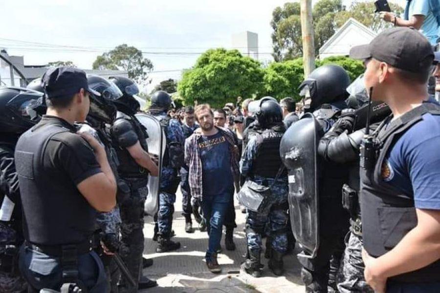 Salta adhiere al paro nacional lanzado por CTERA por la detención ayer en Chubut del referente sindical de los docentes, Santiago Goodman.