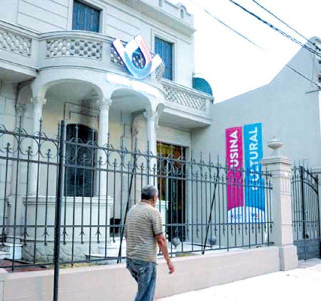 La Usina Cultural se encuentra ubicada en España y Juramento y se puede participar ingresando a http://bit.ly/UsinaCultural.