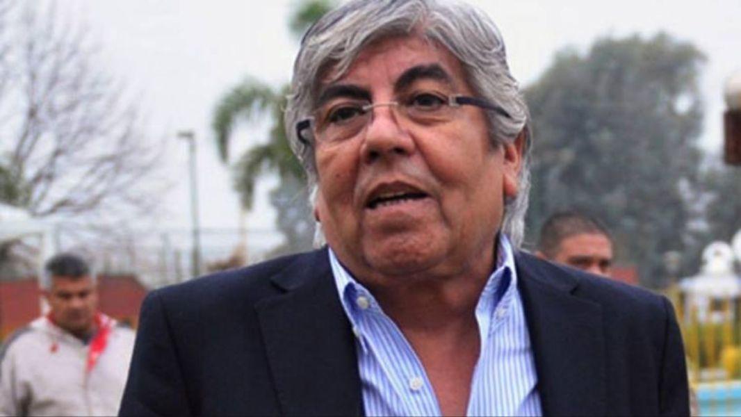 """El sindicalista Hugo Moyano, se muestra esperanzado y dijo """"No se soportaba más esta política de hambre y de mentira""""."""