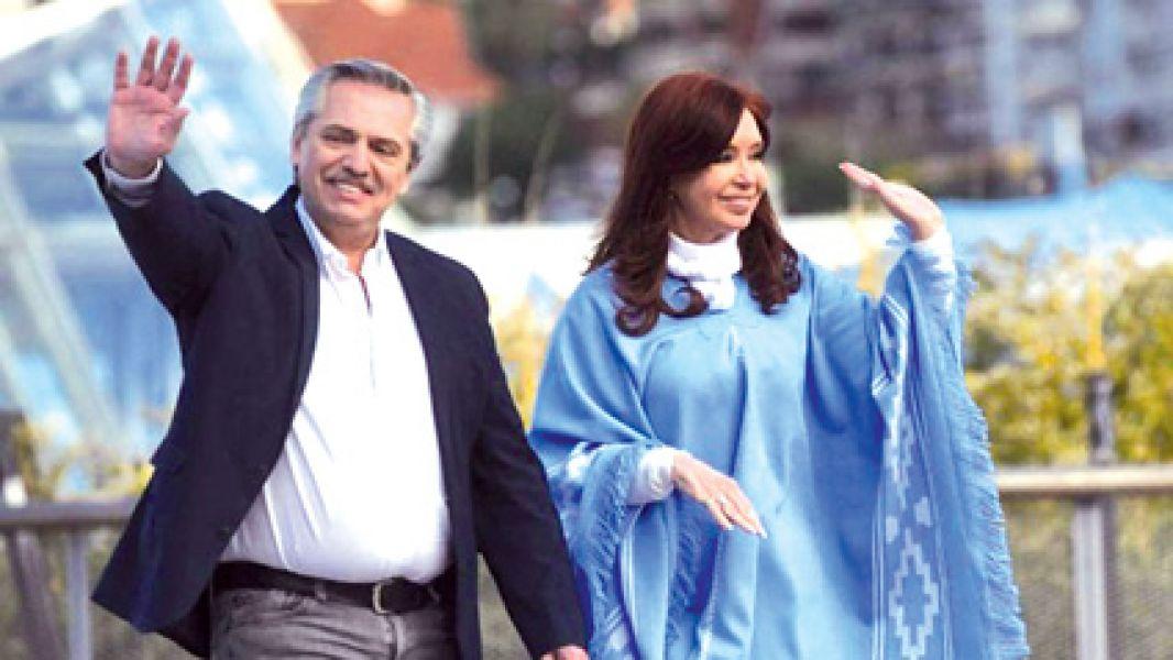 Alberto Fernández y Cristina Fernández, serán proclamados en el Congreso.