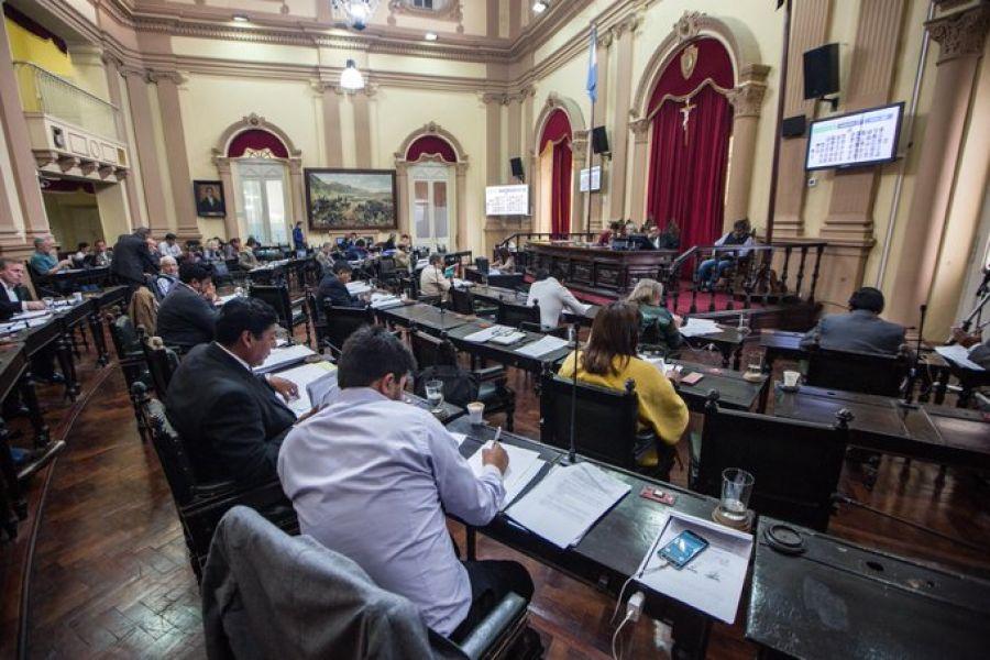 Luego de un mes sin sesionar, los diputados vuelven al recinto para la reunión que está convocada hoy a las 16.