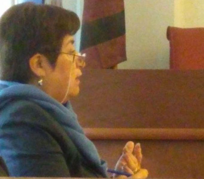 """La defensora oficial Marta López: """"No hubo pruebas objetivas que den por cierto nada de lo que denunció la víctima""""."""