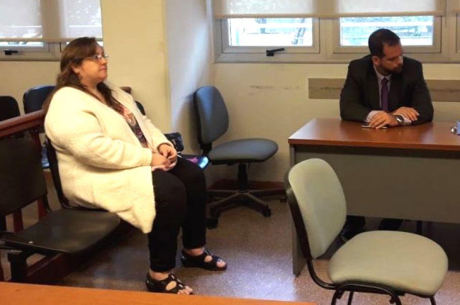 Valeria Zarza absuelta. En todo el tramo del juicio en su contra no se pudo probar en forma fehaciente la acusación de la denunciante.