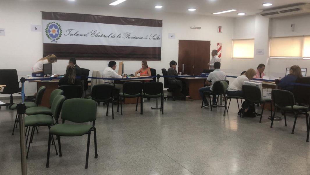 El  escrutinio definitivo fue dado a conocer anoche por la Secretaría  Electoral.