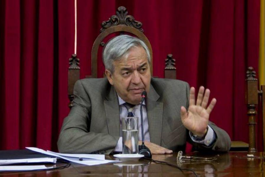 Santiago Godoy se despide? Fue presidente de la Cámara de Diputados de la Provincia durante 16 años en los gobiernos de Romero y Urtubey.