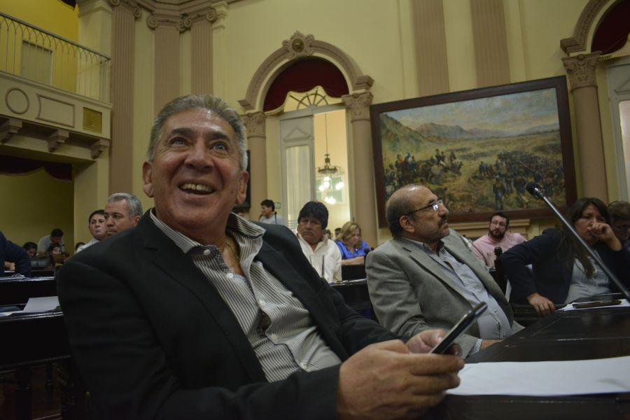 Ramón Villa, diputado del FpV por Rivadavia, impulsor del proyecto que elimina el voto electrónico.