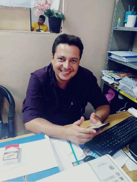 Carlos Folloni, intendente electo.